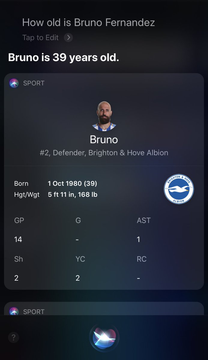 Don't let the fact that Man City lost to Southampton distract you from Bruno Fernandes being 39 years old the fraud https://t.co/D8CEdoPUyv
