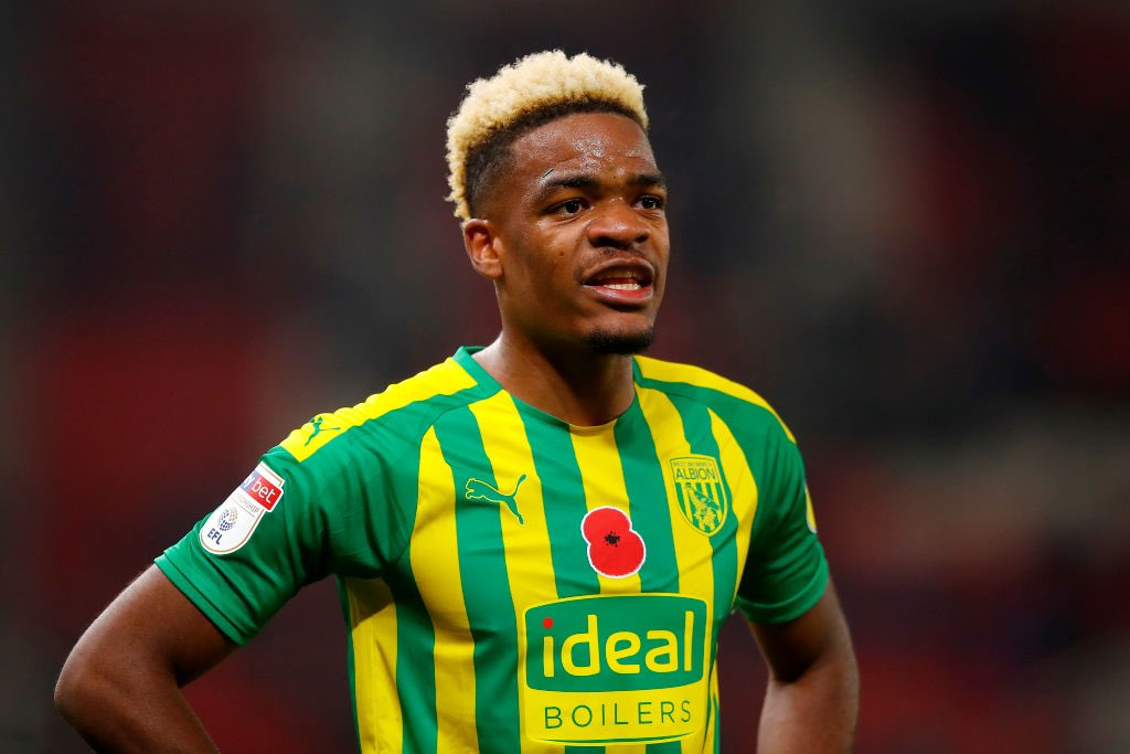 Player Profile Name: Grady Diangana  Club: West Brom (on loan from West Ham) Age: 22 Apps: 25  Goals: 6  Could he step up to the first team next season or is he going back on loan? #hammers #wba #playerprofile #whufc https://t.co/dcGCyakzBG