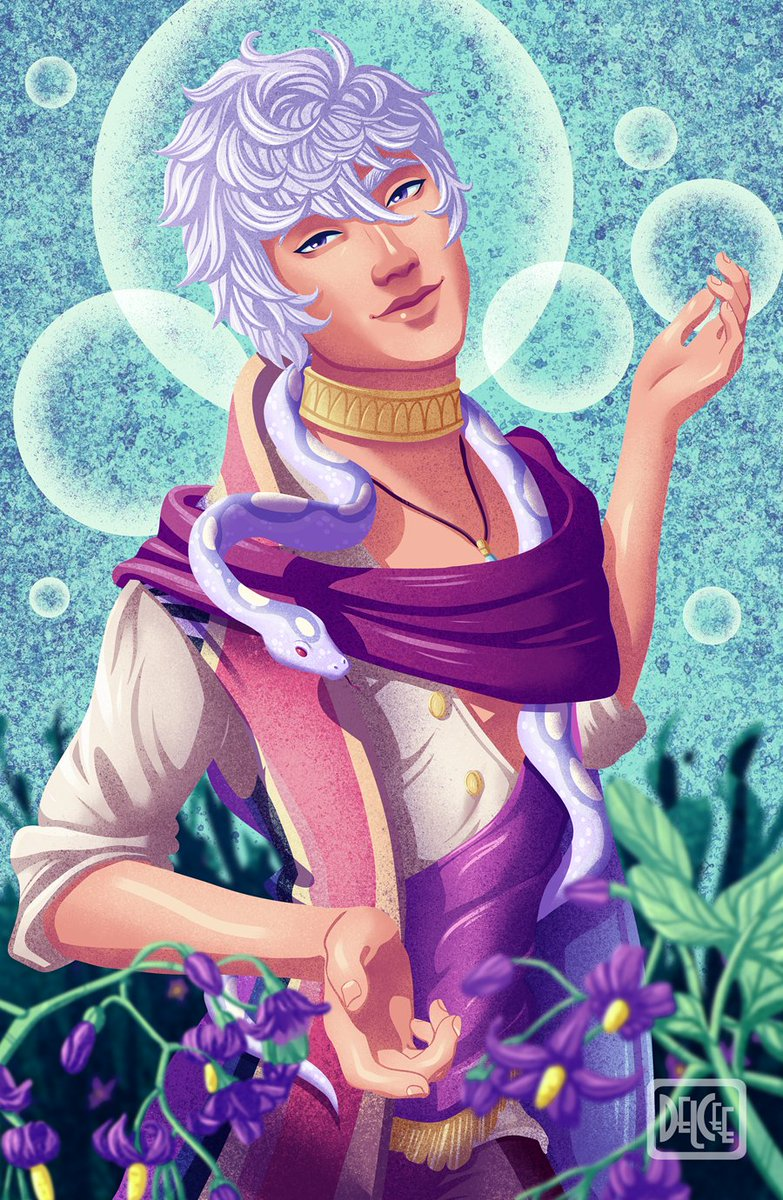 Pretty sure I posted my other pics from this set, but Asra never made it to my twitter. Sorry my sweet boy ilu#thearcana #TheArcanaGame #asra #asrafanart pic.twitter.com/HZuKfZFqma