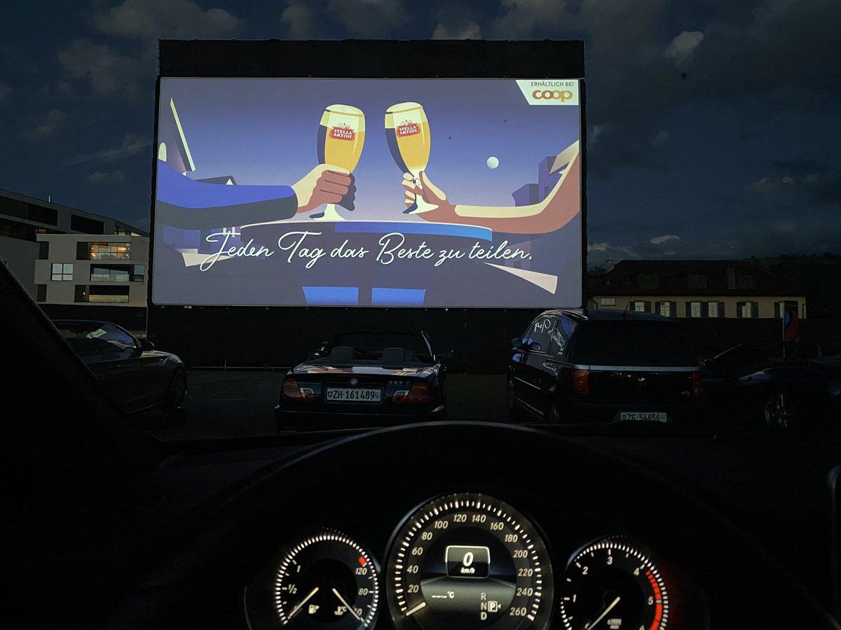 Drive-in Kinoabend #thebiglebowski<br>http://pic.twitter.com/i07IQi6Tho