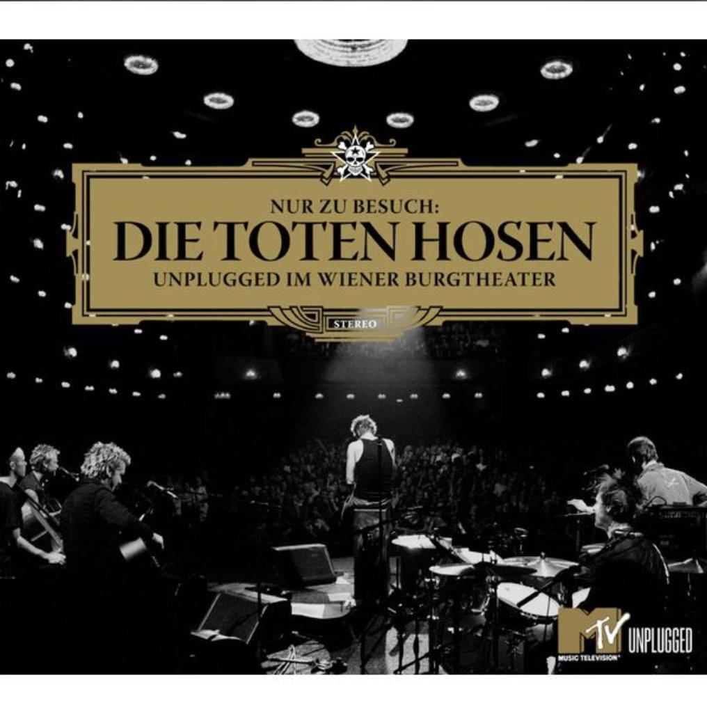 Song der Woche - ein Service von H+Mmusic Frauenfeld: Die Toten Hosen - Unplugged im Wiener Burgtheater - Nur zu Besuch https://open.qobuz.com/track/17932898 #Musikstreaming #Vinyl #Musik #SongderWoche #Musikgenuss #music #hmmusicpic.twitter.com/IX04Hm1jcT
