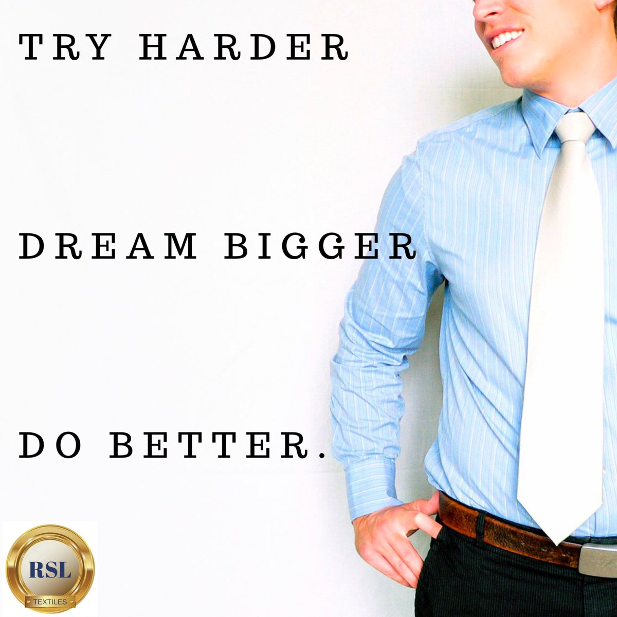 Try harder....Dream bigger ....Do better... #MondayMotivaton #mondaythoughts #MondayVibes #menswear https://t.co/nT7srfGuuR
