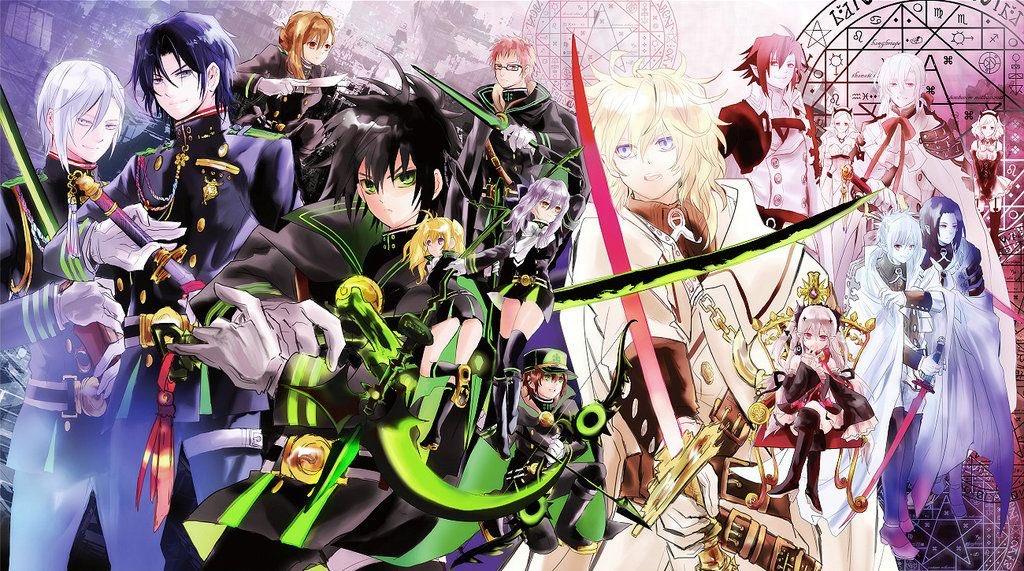 Seraph of the end fan art . #anime #manga #cosplay #animecharacters #animeartist #fanart #fanarts #animegirl #animeart #weeb #animelover #lol #animelife  #otaku #funny #animeedit #art #kawaii #animeedits #animeworld #animefan #drawing #animes #cutepic.twitter.com/QCHs4MlMLi