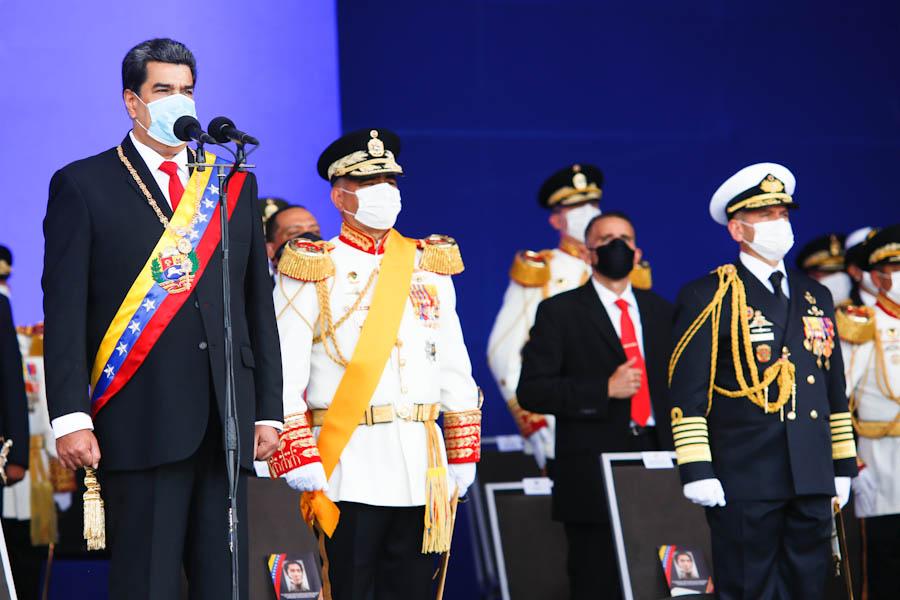 #Enterate | Presidente denunció visión fascista y  macabra impuesta por la derecha  anti patria de Venezuela https://t.co/ON2Wjr0H6P https://t.co/GB8p8RQC7Q