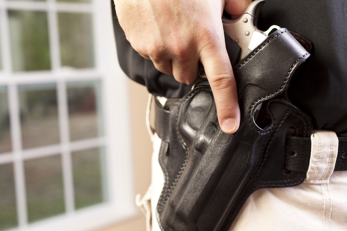 Open Carry Revisited  http://bit.ly/2oPi6XI  #firearms #guns #concealedcarry #ccw #alwayscarry #selfdefensepic.twitter.com/FySWN2Hzsh