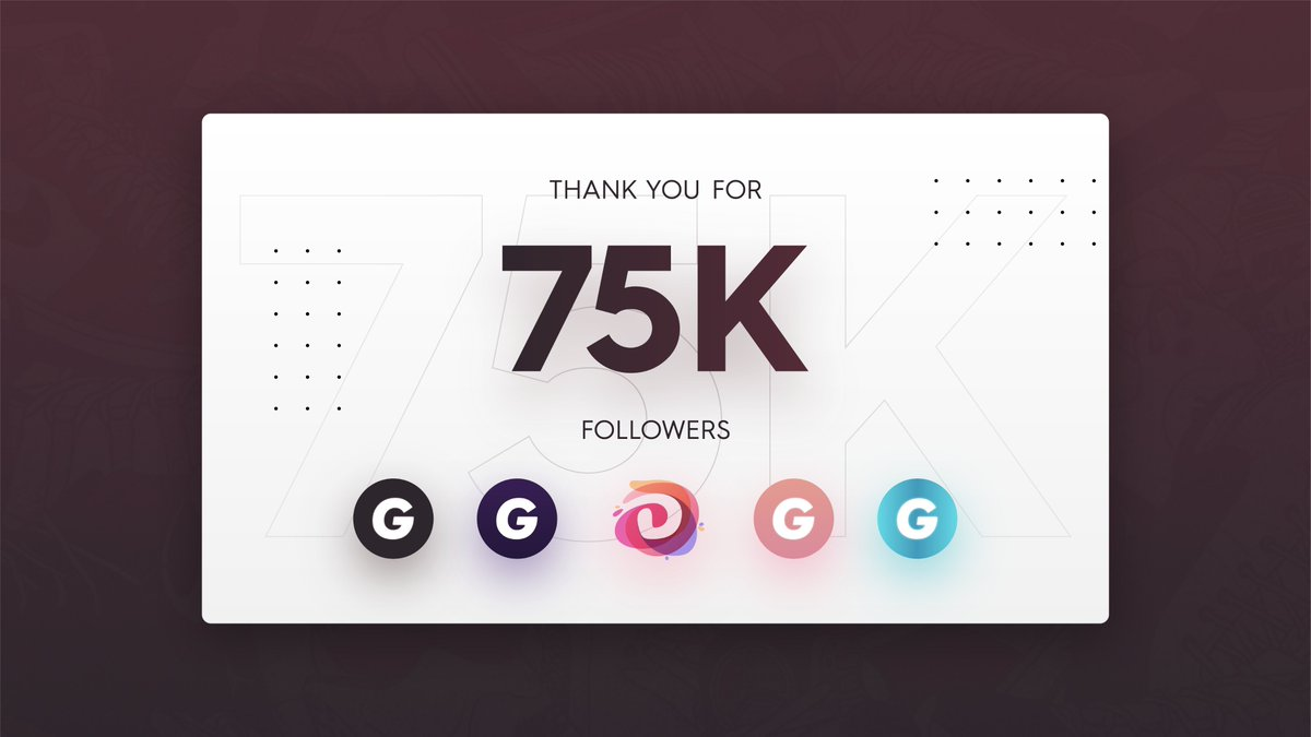 Thank you again for 75,000 followers! Here's a huge giveaway for our supporters. ❤️    Prizes Include: • Phantom & Ghost SNKRS Renewal Key • Wraith Renewal • 2 GB Cullinan Plan • Dawn Membership    To enter: follow @DawnedGG @CulIinan, & Retweet https://t.co/dXSzI0exbL