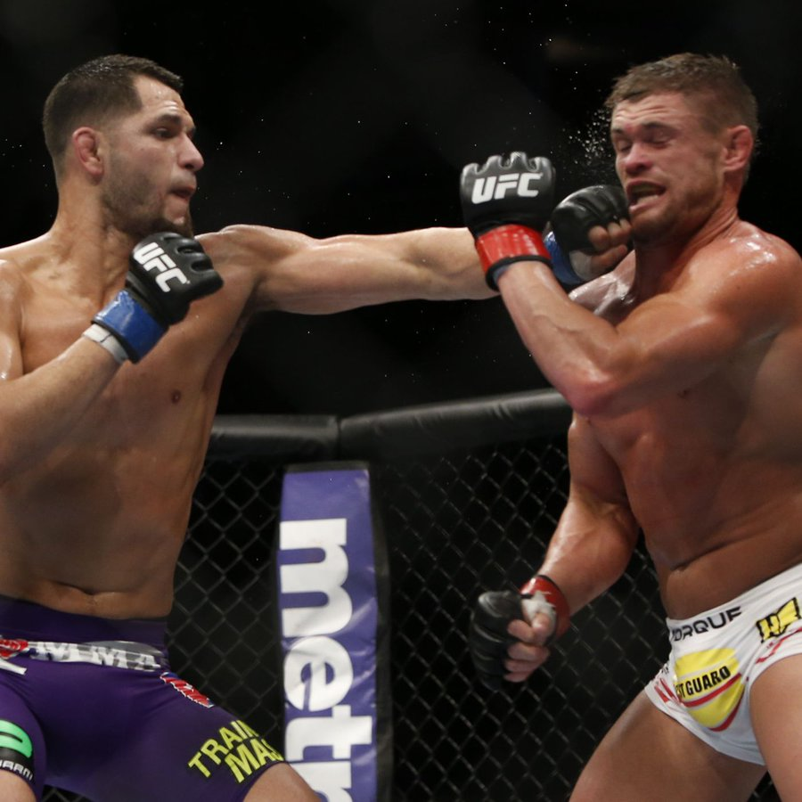 July 26th, 2014: @GamebredFighter fights on the same card as his fellow @AmericanTopTeam teammate, Robbie Lawler, who is the main event. #Jorge wins in a lackluster decision win. #UFC249 #UFC #UFC251 #UFCFightIsland #MMA #MMATwitter https://t.co/FOsHwOfH2X