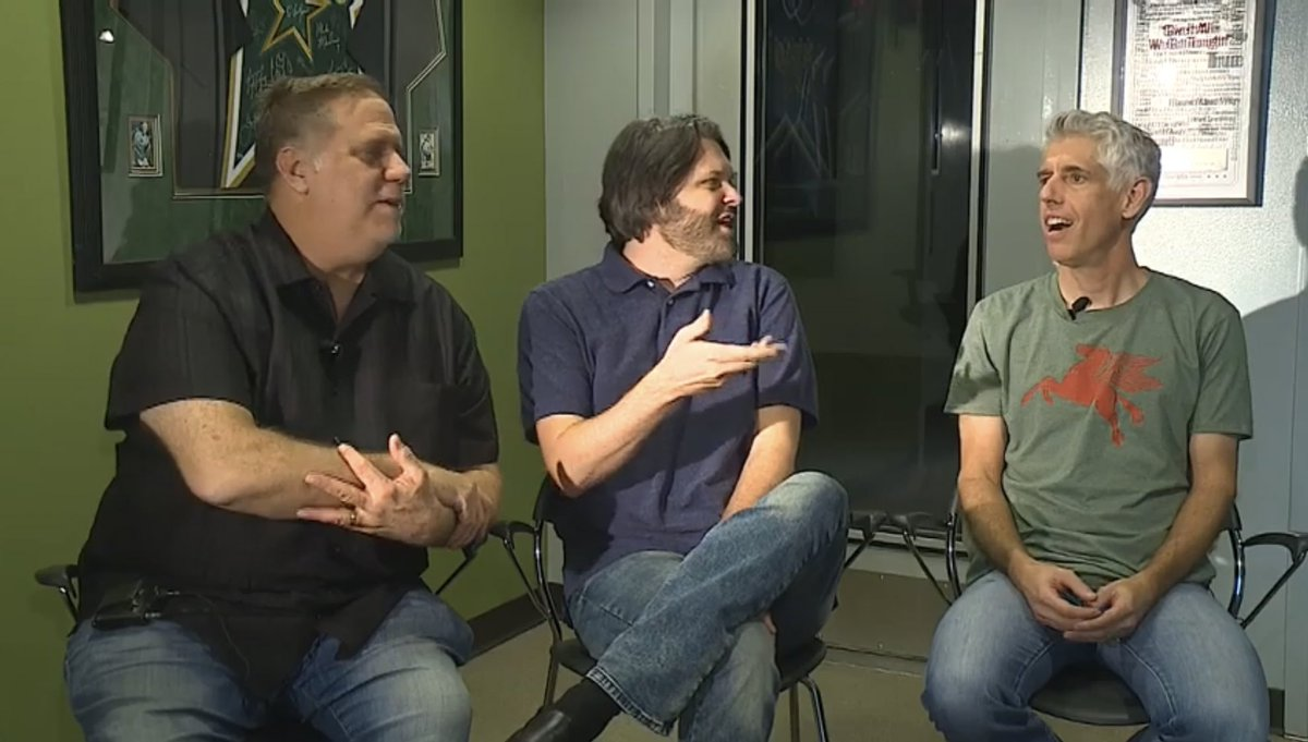 The Musers are back tomorrow morning at 5:30 to make you think and laugh. https://t.co/lMajogWZ0T https://t.co/dLIE1xHDUB