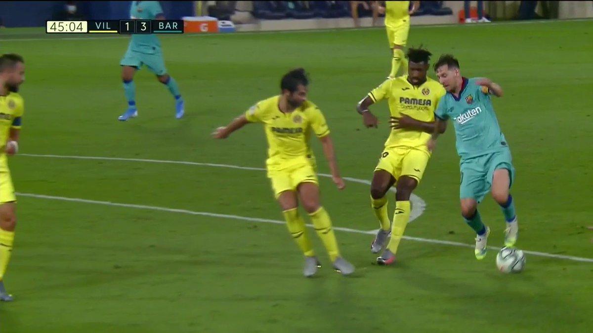 #LaLigaxESPN Messi. Griezmann. ¡POESÍA! https://t.co/lqFO9Rldq7