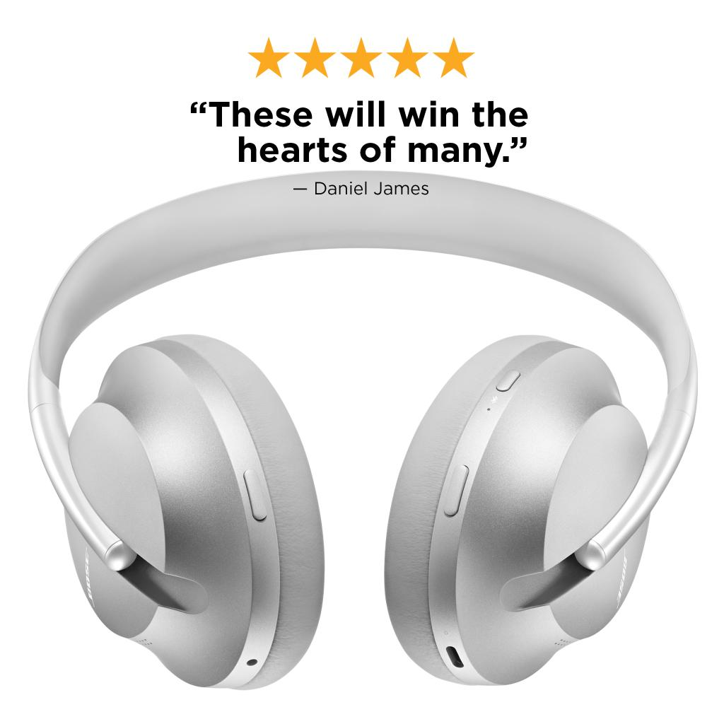 Like youve just won ours. 😍 Can the #BoseHeadphones 700 win your heart, too? bose.life/3dKmtLq