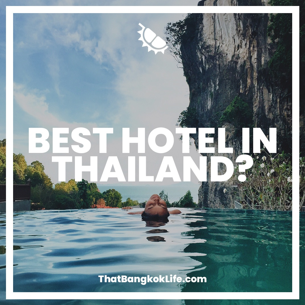 Tell us what you think is the best hotel in Thailand and Why? #Thailand #Travel #Bangkok https://t.co/XSHzHPRIVT