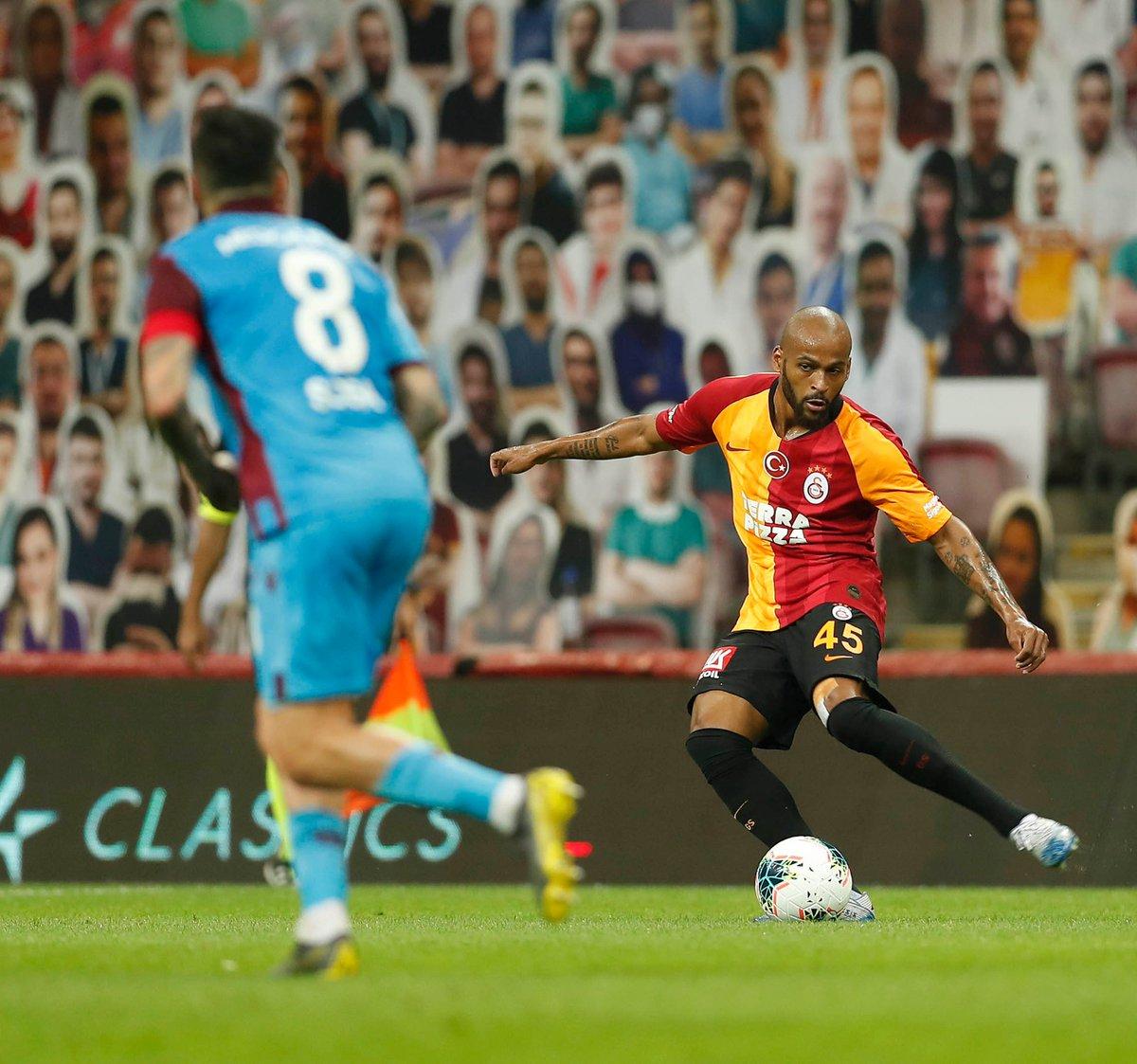 """🎙️ Marcao: """"Galatasaray pes etmez"""" #GSvTS  Detaylar için 👉 https://t.co/hvYyuQC2KF https://t.co/gEwkpUgf3w"""