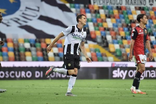 #UdineseGenoa