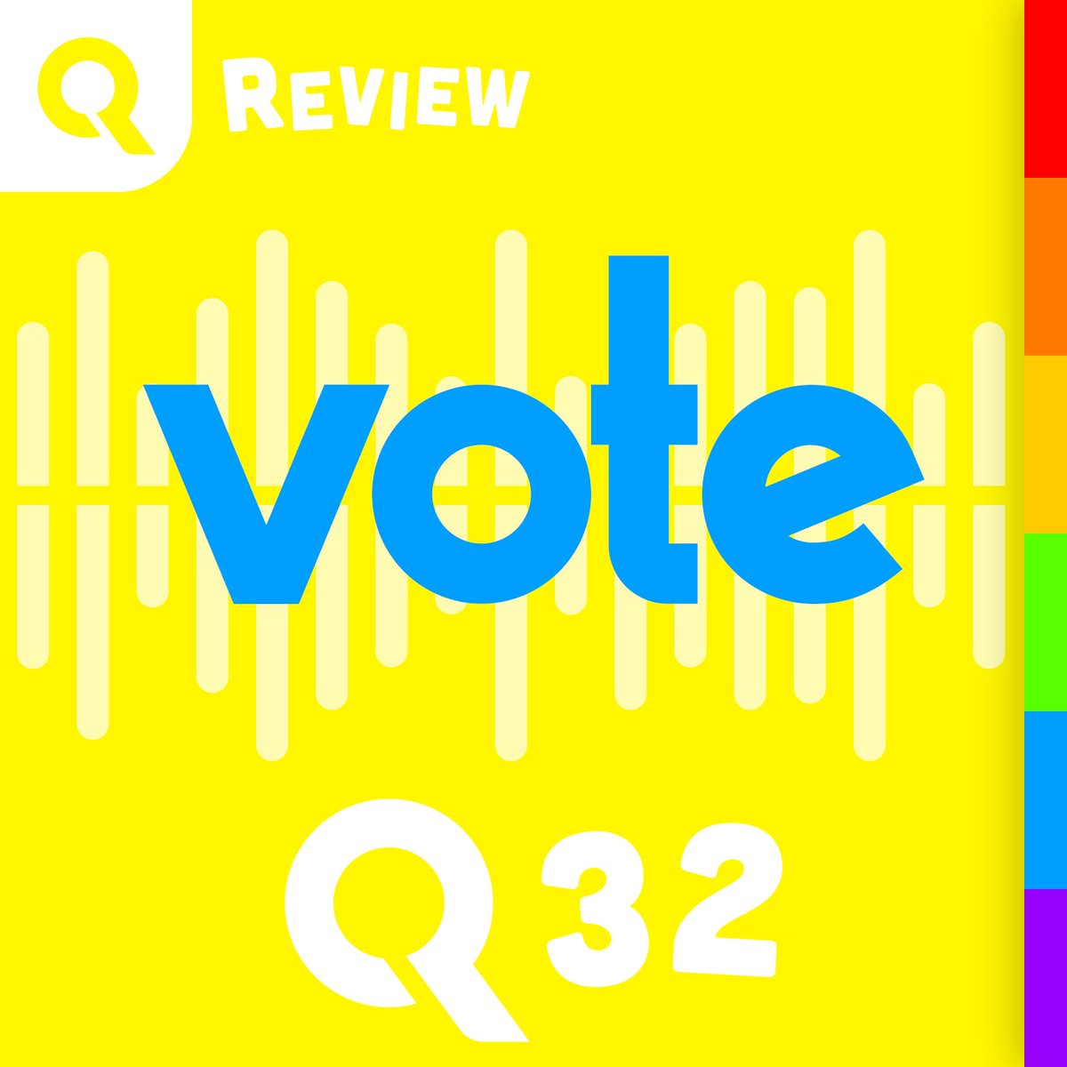 THE Q32 LGBTQ MUSIC CHART Voting closes soon and a new chart will be revealed. If you haven't voted for your faves yet get to https://t.co/YZRYo7iLp5 now!  Will @asolimanmusic make it 2 weeks at #1? Or will it be @frankymofficiel  #PRIDE2020 #LGBTQ #LGBT #lgbtmusic #NewMusic https://t.co/LJEk0fiNzZ