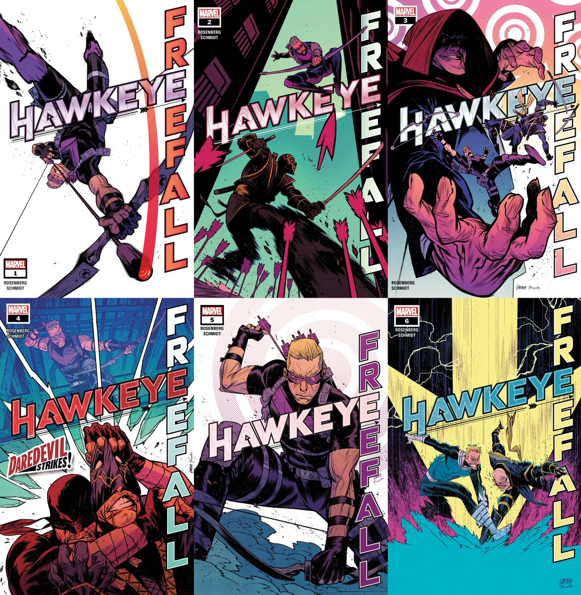Now that the final issue of Hawkeye: Freefall is out, what are your thoughts on the series?