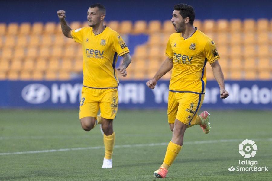 FINAL #AlcorcónLugo 2-2  ¡Reparto de puntos en un partido lleno de goles! ⚽️  #LaLigaSmartBank https://t.co/6s57iFRPaQ