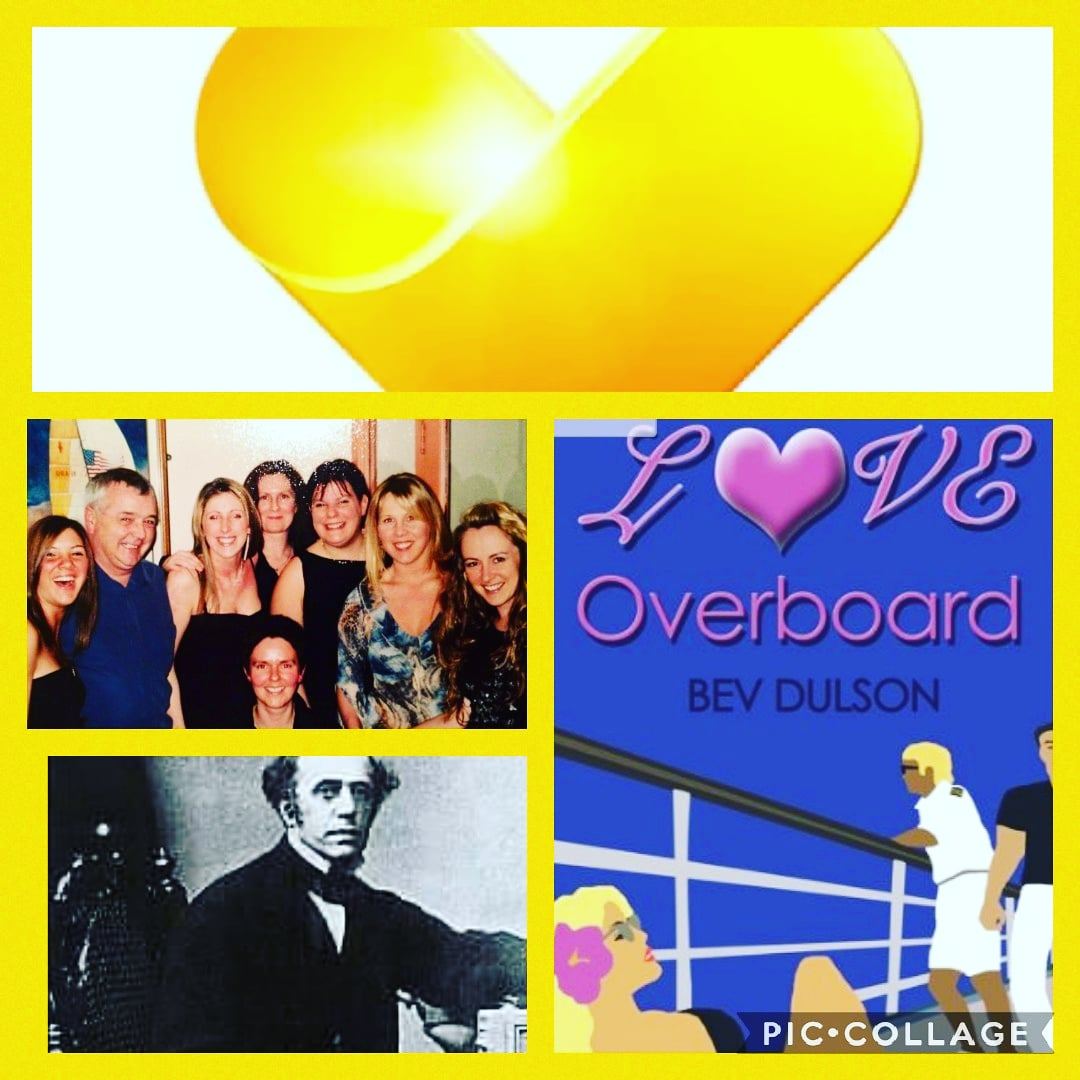179 years ago today #Thomascook opened, still Devo'd at its demise. I loved that job, loved my colleagues & had amazing opportunities, one of which was a cruise around the Caribbean which inspired #Loveoverboard just hope I did Cook's justice 💛 #travel #KindleUnlimited #Amazon https://t.co/0rz4wK3s1n