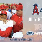 Image for the Tweet beginning: The #Angels punch their first-ever
