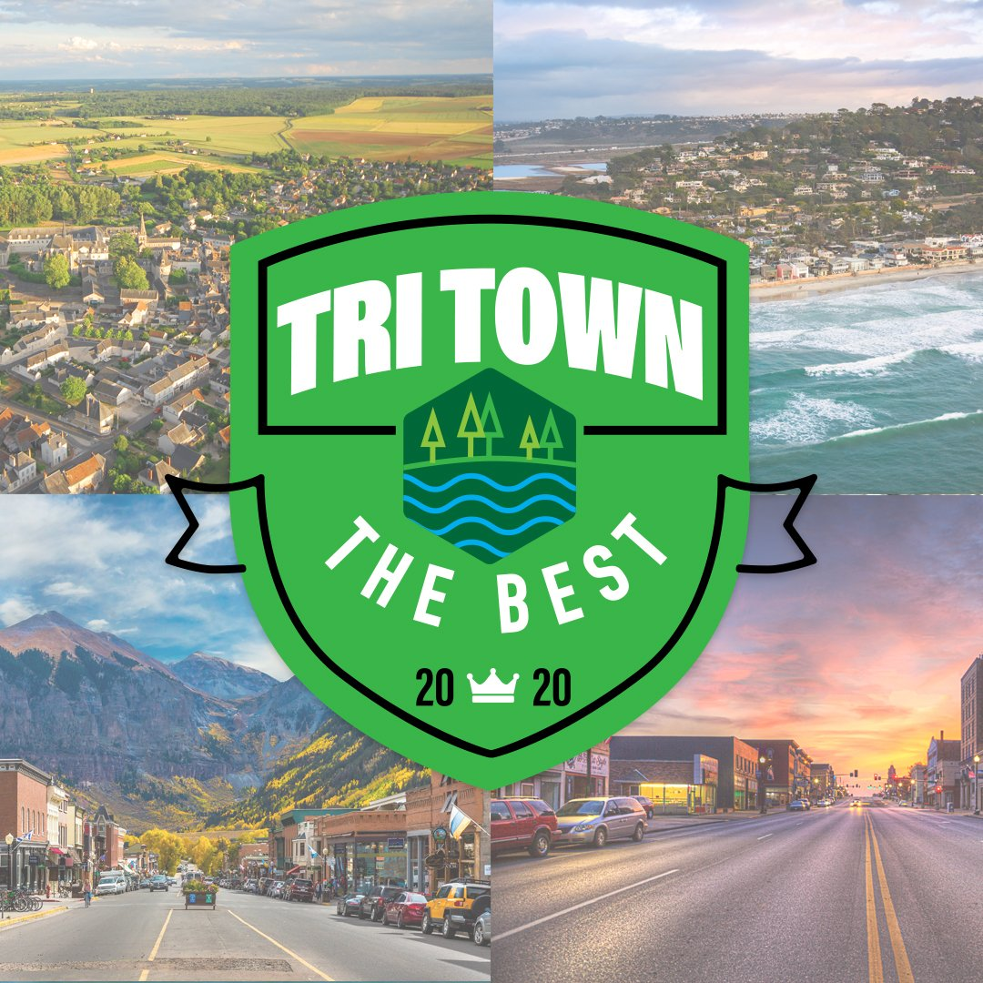 LAST CALL: Make your nominations for the best triathlon towns. Winners to be shared in our Sept/Oct issue.  Nominations: https://t.co/sdN56GxaVN https://t.co/FziIpIVKF5