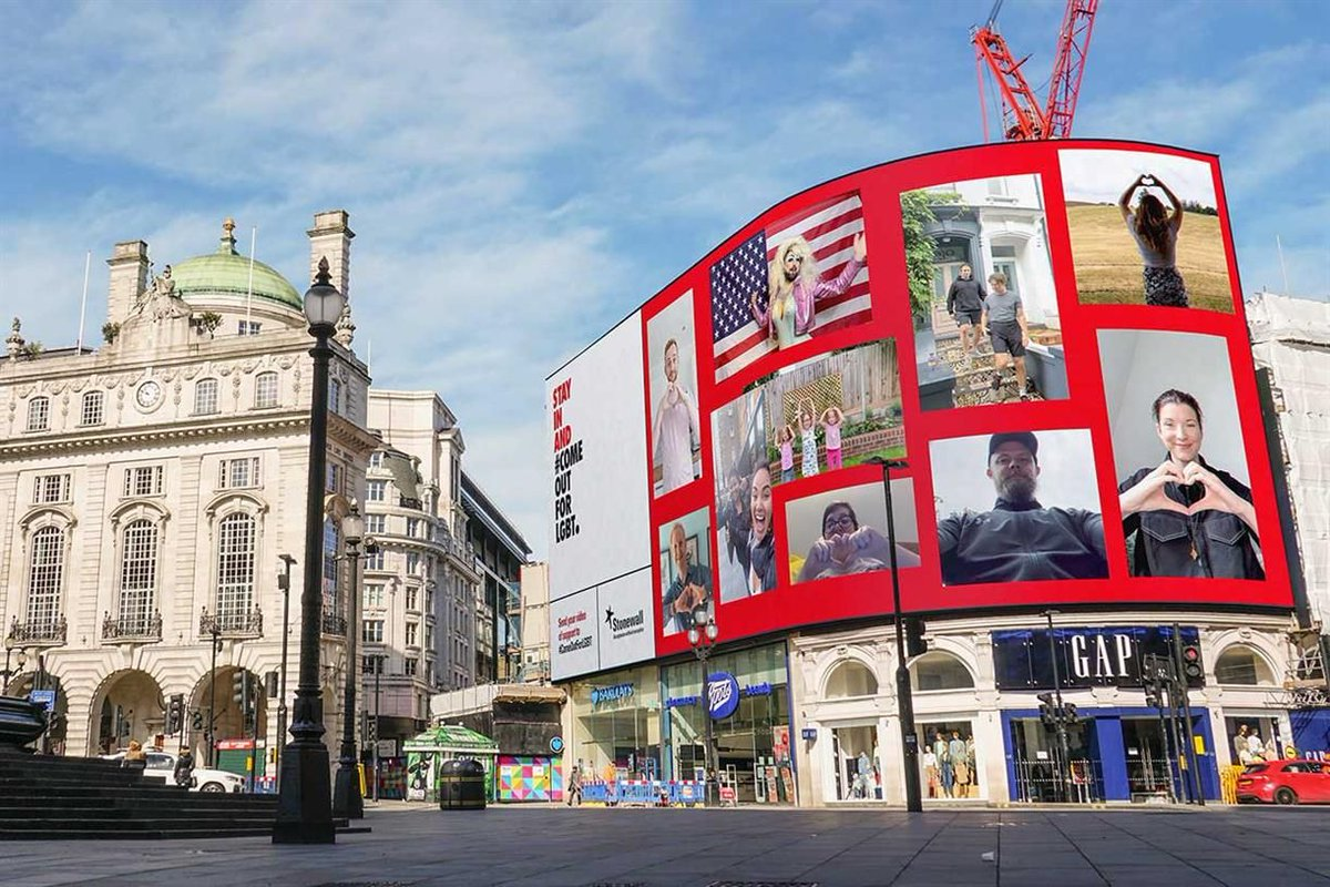 New Commercial Arts to create major global out-of-home campaign https://t.co/1nRN511w3N https://t.co/s02Us5D01Z