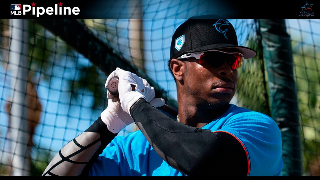 """""""We love Monte. Monte, the athlete. Monte, the competitor. Monte has worked really hard, and has continued to improve.""""  Monte Harrison, the #Marlins' No. 9 prospect, has looked good early in Summer Camp and has a chance to crack the Opening Day roster: https://t.co/zweyToTVei https://t.co/piD9mCEj0Z"""