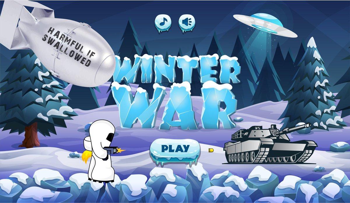 Winter War!!! Atomic Bombs are always harmful but especially when swallowed! https://play.google.com/store/apps/details?id=com.fenixfire.tech.winter.war…  #videojuegos #videogaming #视频游戏 #comics #juex #action #gamedev  #adventure #indiedev #unity3d #atomicbomb #coldwar pic.twitter.com/fhNqjKu1zw https://twitter.com/WinterWarKnight/status/1257075091801878535…pic.twitter.com/t6Elt2jSfW