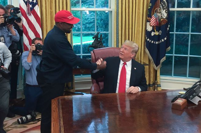 La compleja identidad política de Kanye West, el rapero que quiere ser presidente de EE. UU. https://t.co/qyNgJrTnSA https://t.co/jh6AaXGcis