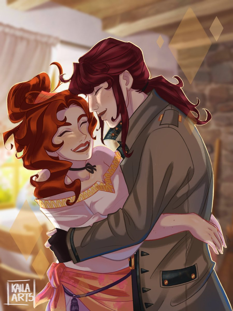 Commission that I did for theroyalmage on tumblr. I enjoyed doing this a lot  #thearcana #TheArcanaGame #fanapprentice #PortiaDevorak pic.twitter.com/jYazu6P3lk
