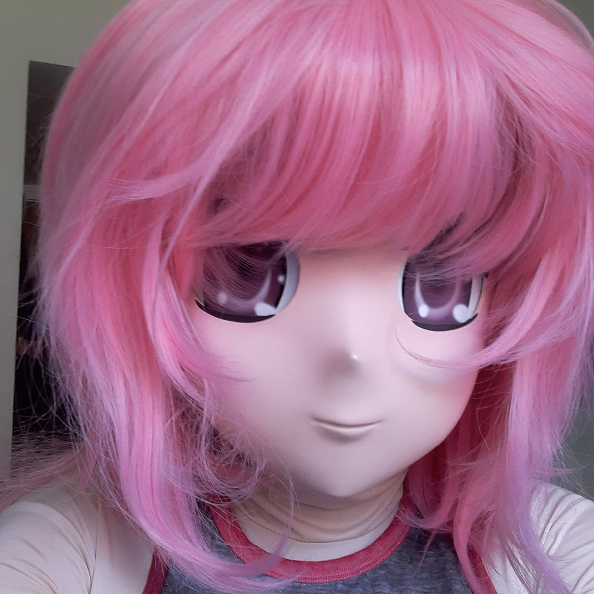 Amy enjoying the summer and relaxing.  #cosplayer #cosplay #cosplaylife #cosplayfun #kigurumi #animegao #mask #animepic.twitter.com/PWwCTUb0dk