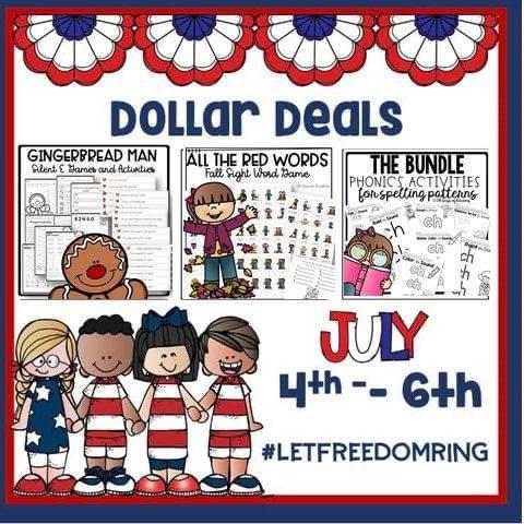 These deals are so hot right now!  https://t.co/gcNcXsTkaH #edchat #tptdotcom #reading #lessonplans https://t.co/XxMFy7WKVV