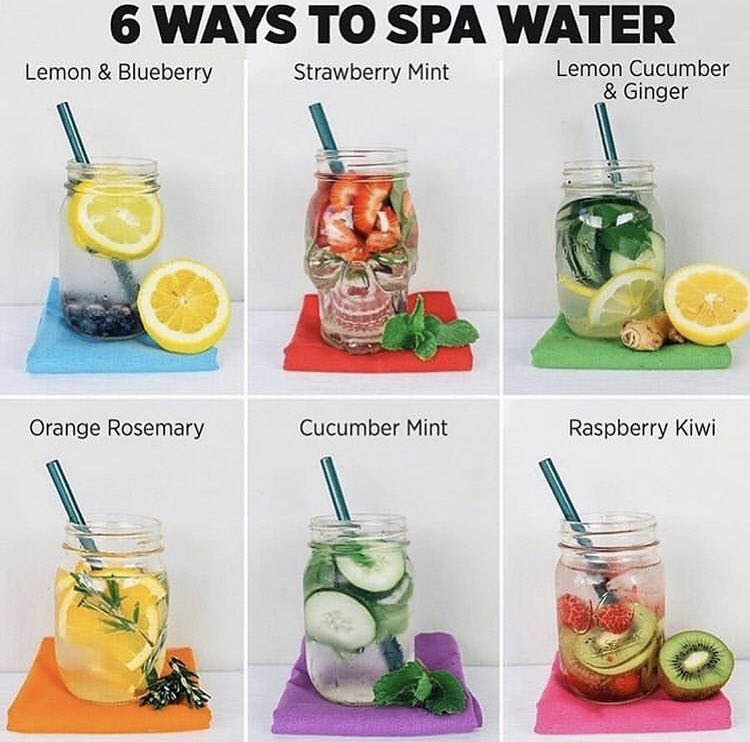 Hydration hacks 😋 Which do you want to try?  Follow #SaraAwesomeLifestyle on IG: https://t.co/5m7eSM9ltp https://t.co/JZFX7DhreJ