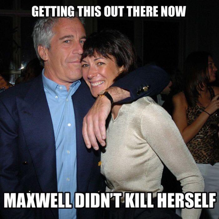 The Big LIE Surrounding The Ghislaine Maxwell Arrest EcMs4SZU4AAMz4d?format=jpg&name=900x900