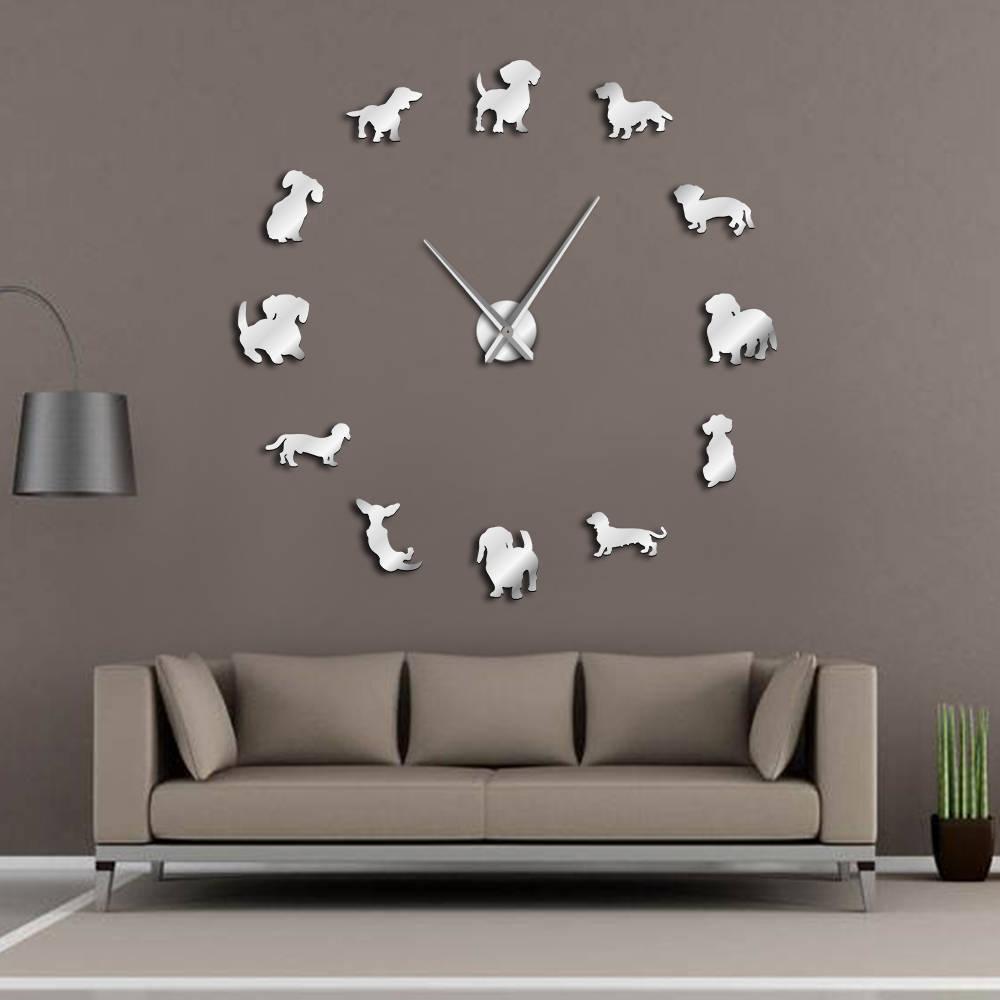 #cute #instadog DIY Dachshund Shaped Giant Wall Clock https://4pawzoutlet.com/diy-dachshund-shaped-giant-wall-clock/…pic.twitter.com/iCzyQWzb52