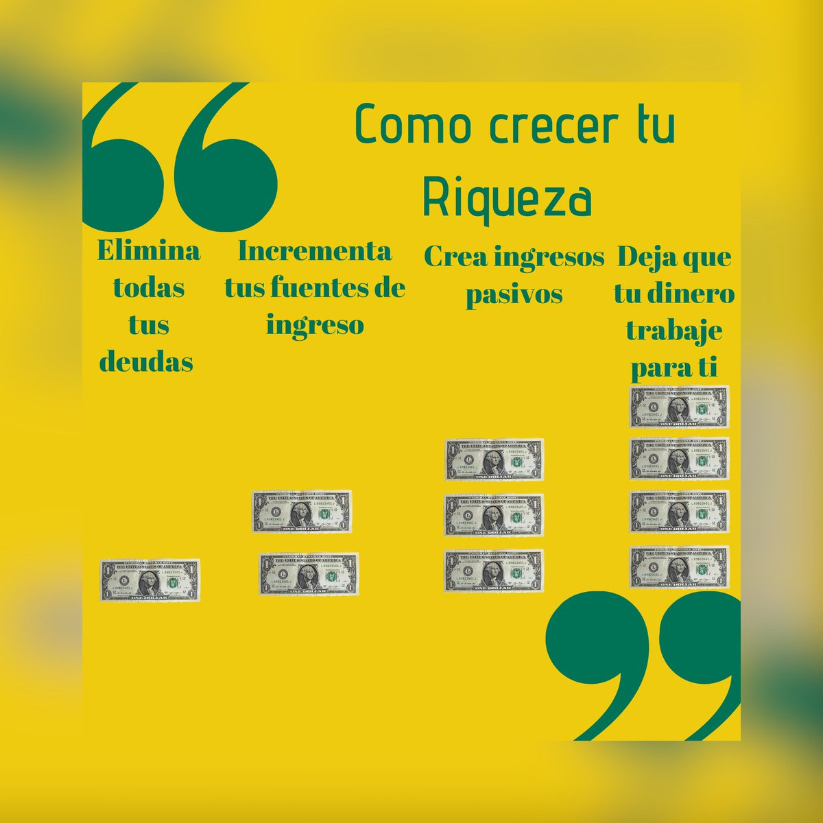 """Tip del día """"Como crecer tu Riqueza"""" #finance #finanzas #finanzaspersonales #finanzasinteligentes #blogfinanceworldtoday #financeworldtoday #exito #tips #tipoftheday https://t.co/BGOnxFaPIp"""