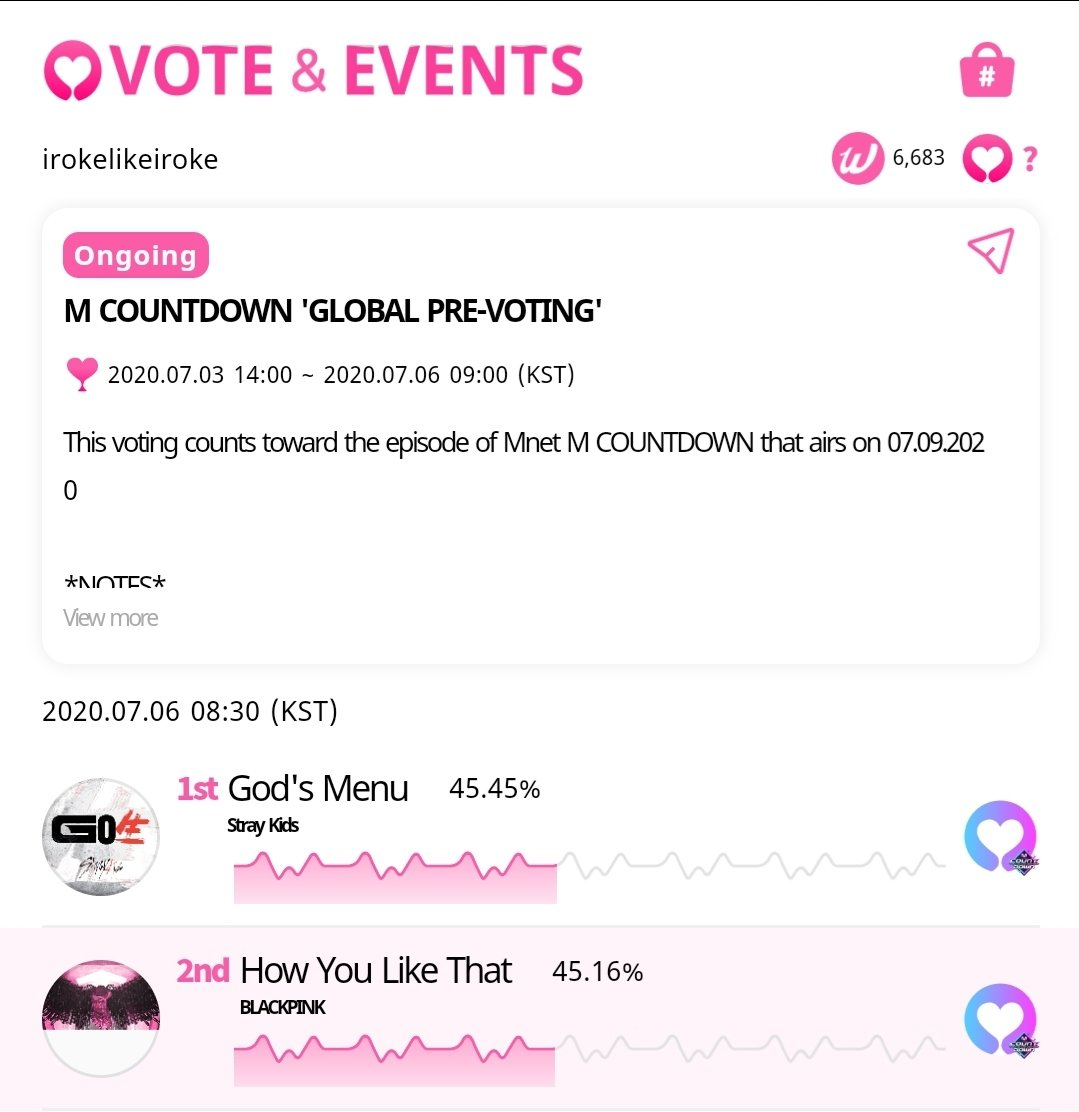 WE'RE LOSING NOW! AND Y'ALL HAVE STILL THE GUTS TO ASK THE PINKS TO PROMOTE MORE WHEN Y'ALL COULDNT EVEN DO ON THE VOTINGS. HOW CAN U ALL BEAR TO SEE THEM LOSING IN EVERY MUSIC SHOWS HUH  @BLACKPINK #BLACKPINK  <br>http://pic.twitter.com/D6aTh3Evo3