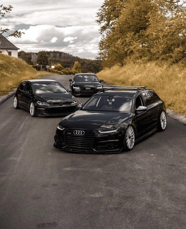 Family Unit   #VW #Volkswagen #Audi #AudiA6 #AudiA7 #Mk7 #GTI #VwGolf #Quattro #Stance #DubLifepic.twitter.com/lGQdZyGlTF
