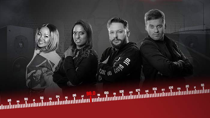 If you're looking for a #GoodeMorning, @DJRogerGoode @Sureshnie @RobbieKruse & @ZanelePotelwa have got you covered!🥳  Tune in and let's get the week going😁  #Day102ofLockdown https://t.co/QiErDYrwXk