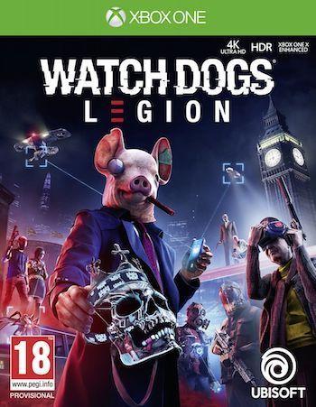 PRE-ORDER Watch Dogs: Legion Xbox One £44.95 - Frugal Gaming https://buff.ly/31BWGTkpic.twitter.com/O04wJ6ewDG