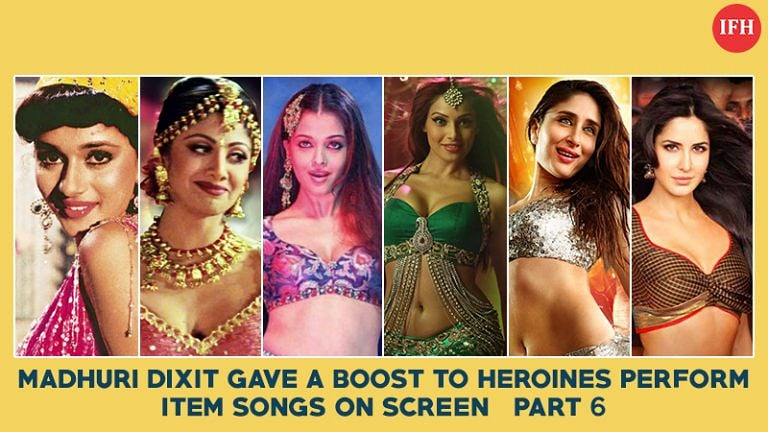 #bollywoodclassics⁣⁣ #bollywoodarchives⁣ Madhuri Dixit Gave A Boost To Heroines Perform Item Songs On Screen – Part 6⁣ ⁣Read the full article on our websitehttps://www.indianfilmhistory.com/blogs/madhuri-dixit-gave-a-boost-to-heroines-perform-item-songs-on-screen-part-6/ … #oldbollywood #bollywood #retrobollywood #oldisgold  #oldbollywoodsongs #bollywoodmoviespic.twitter.com/7PRDatAg7k