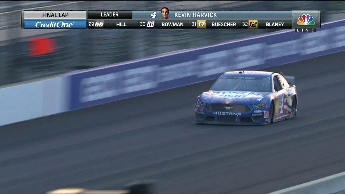 @NASCARonNBC's photo on Harvick