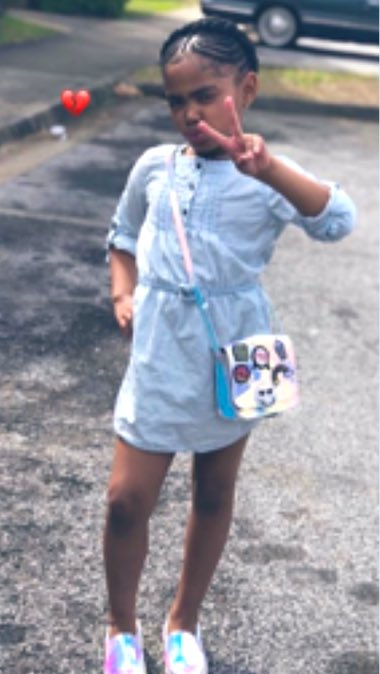 #SecorieaTurner, 8 years-old Shot and killed in #Atlanta We believe that we can & must challenge & work to prevent all forms of violence Nonviolent strategy helps us do that. It examines, educates & eradicates Join us July 14, 7pm EST, as we explore revolutionary nonviolence