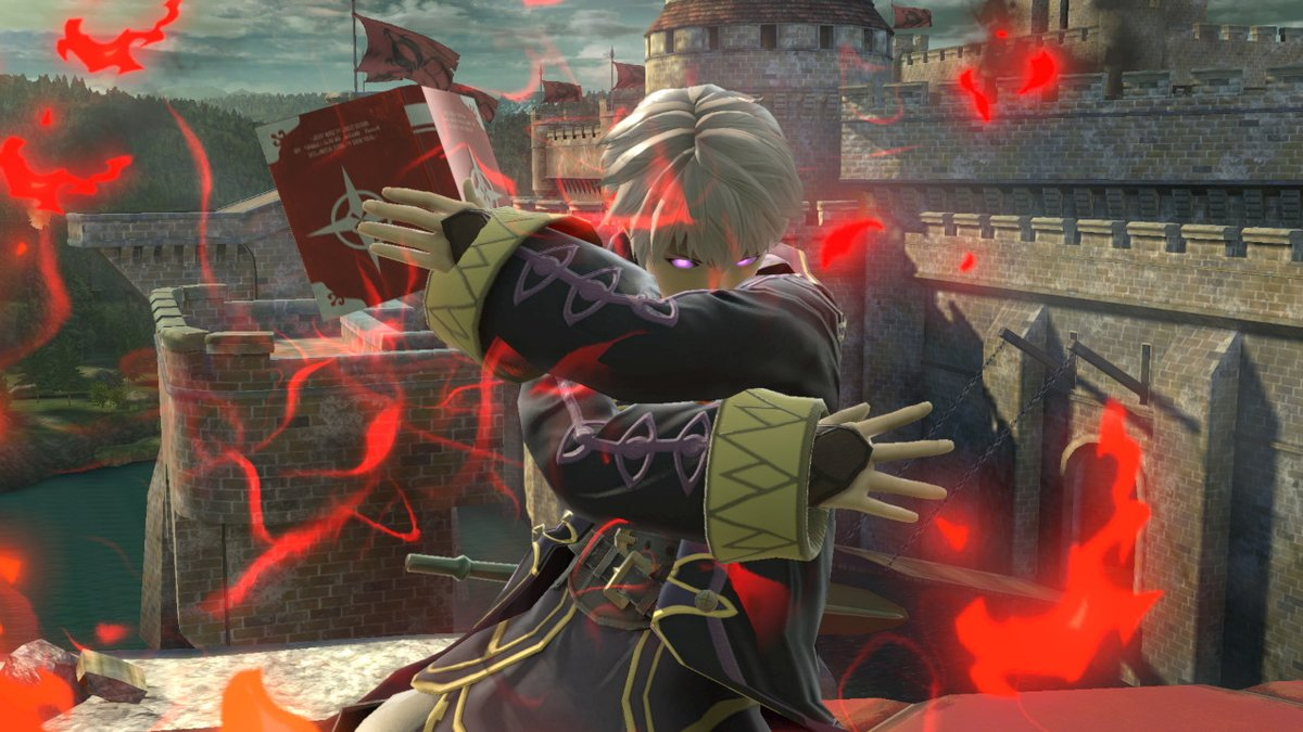 Here's some more cool screenshots of Chrom, Robin, and Marth from World of Light #FireEmblem<br>http://pic.twitter.com/ehAEyk0VoP