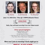 Image for the Tweet beginning: Online Beulah Family Camp is