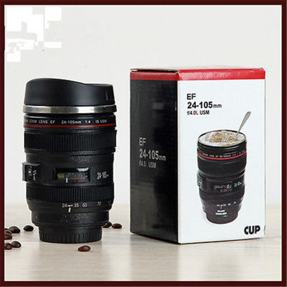 #instadaily #fashionista New 24-105MM Lens THERMOS Camera Travel Coffee Tea Cup Mug Lens Creative Cup Stainless Steel Brushed Liner Black https://marhabaestore.com/new-24-105mm-lens-thermos-camera-travel-coffee-tea-cup-mug-lens-creative-cup-stainless-steel-brushed-liner-black/…pic.twitter.com/yVra2Q7M9o