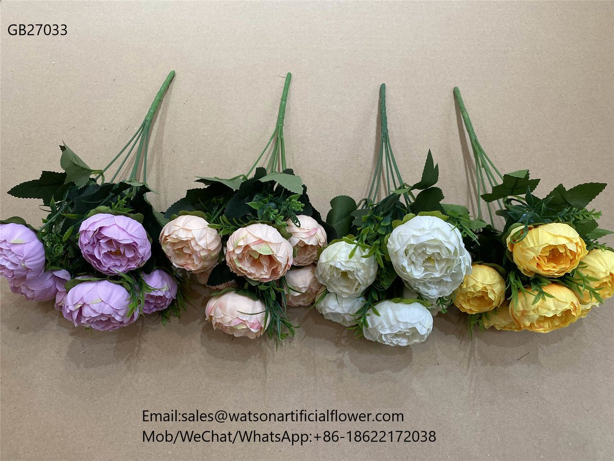 Hot sale bushes from China suppliers. Tianjin Watson Gifts Co., Ltd. Email: cathy@watsonartificialflower.com Mob/WeChat/Whatsapp:+86-19102252042  #flowers #floral #bushes #floralbushes #fleursartificielles #flores #bushes #decor #plasticflower #decoration #florist