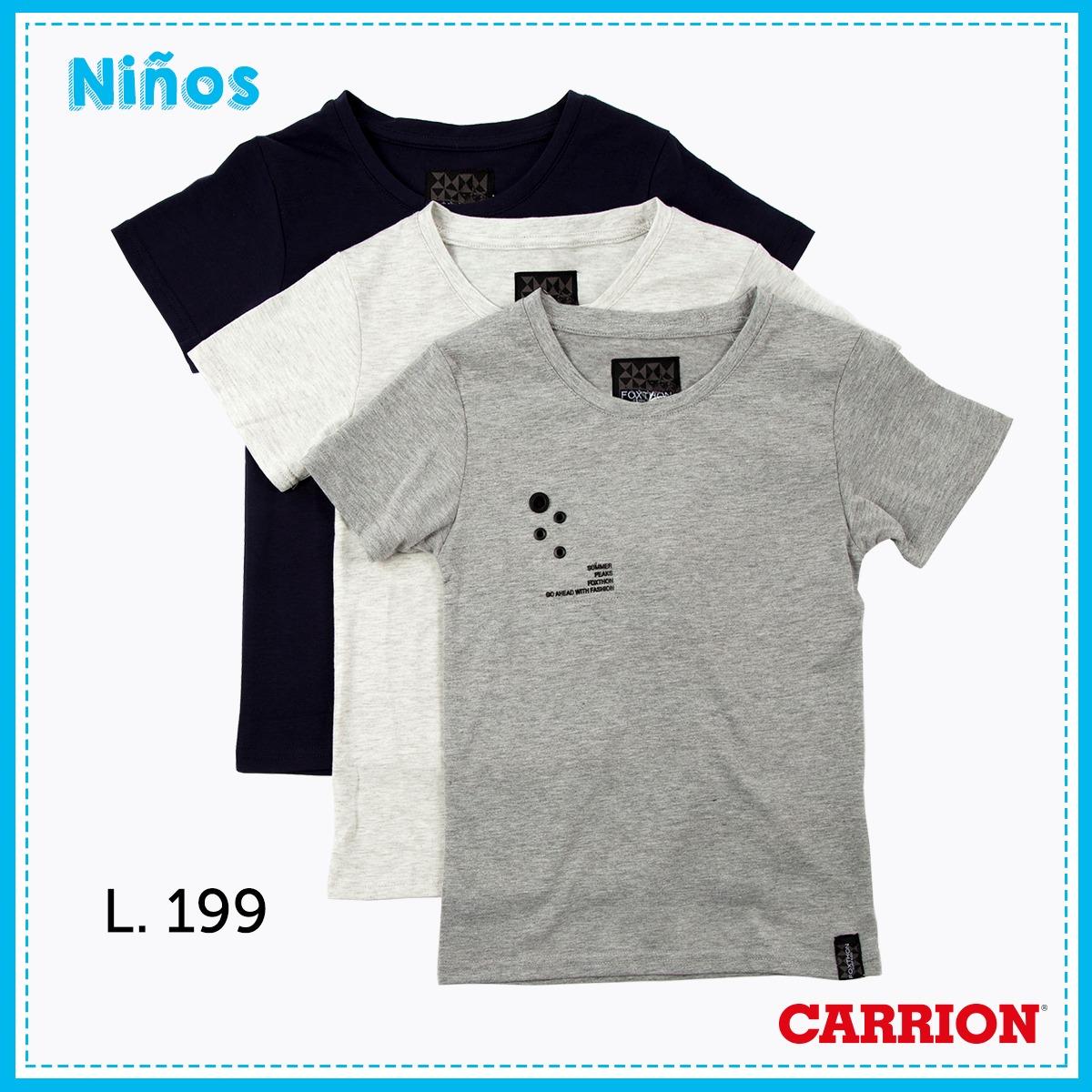 Camisetas básicas para  chicos #tiendascarrion https://t.co/hc8mMJnP8F