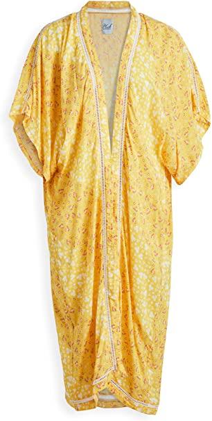 45% Off!!!!  Plush Women's Floral Kimono    #BwcDeals #Deals #dailydeals #DealsAndSteals #fashion