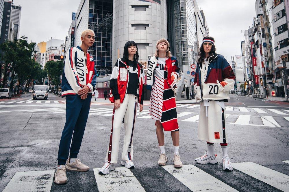 スポーツファッション革命!メゾン ミハラヤスヒロとフィラのコラボラインが始動します。  #FASHION #fila #MaisonMIHARAYASUHIRO