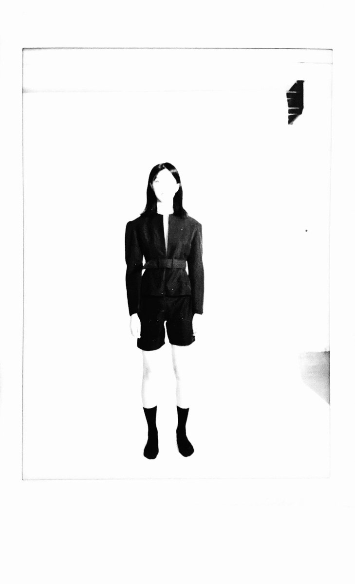 #fashiondesign #fashionstyle #fashionshoot #black #Polaroid