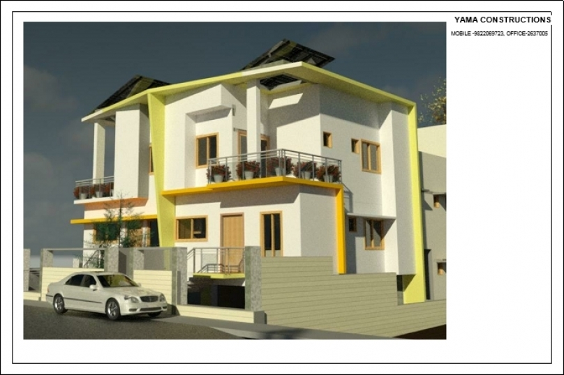 https://www.gruhkhoj.com/yama-constructions/elite-4… Elite - 4 #Project by Yama Constructions  2 3 BHK Bungalow in Kolhapur Neharu Nagar Area for sale.  Landscape Garden Compound wall with Gate Over Head separate water tank. pic.twitter.com/e6bdngOU43